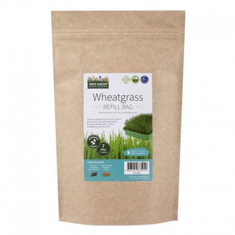 Health Collection - Organic Wheatgrass (Refill)