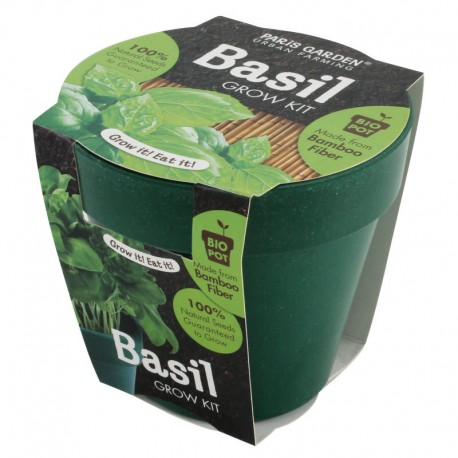 Health Collection (Bio Pots) - Basil