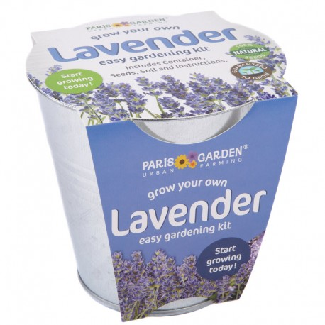 Garden Chef Collection (Zinc Round) - Lavender