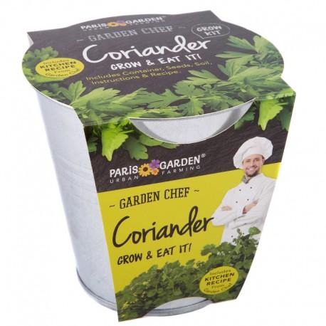 Garden Chef Collection (Zinc Round) - Coriander
