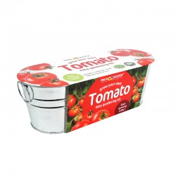 Garden Chef Collection (Zinc Oval Windowsill) - Toamto