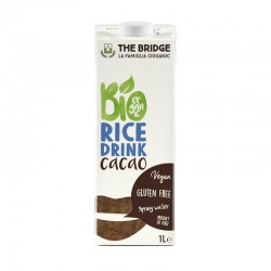 The Bridge Bio Rice Drink (Cacao)