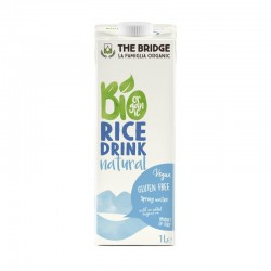 The Bridge  Bio Rice Drink (Natural)