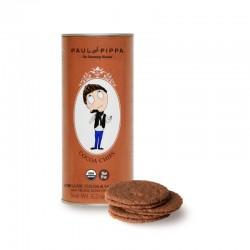 Paul & Pippa Spanish Organic Hand-made Biscuits (Cocoa Chips)