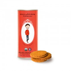 Paul & Pippa Spanish Organic Hand-made Biscuits (Tomato Bravo)