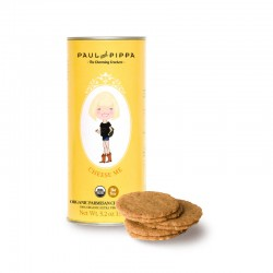 Paul & Pippa Spanish Organic Hand-made Biscuits (Cheese Me)