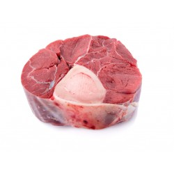 Frozen Netherlands Veal Shank Sliced
