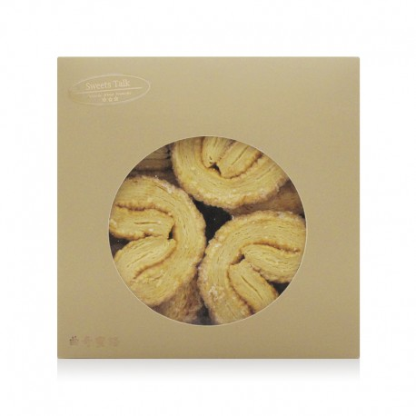 Sweets Talk HK Hand-made Palmier Puff (Box)