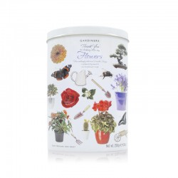 Gardiners Vanilla Fudge (Flowers Tin)