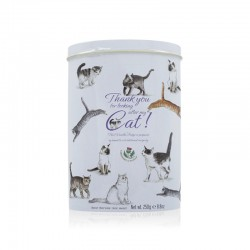 Gardiners Vanilla Fudge (Cats Tin)