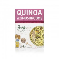 Pereg Quinoa With Mushrooms