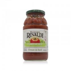 Francesco Rinaldi Fortified Toamto & Basil Pasta Sauce