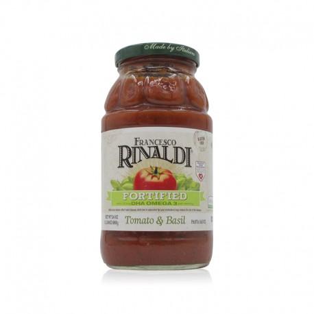 Francesco Rinaldi 健營蕃茄及羅勒意粉醬