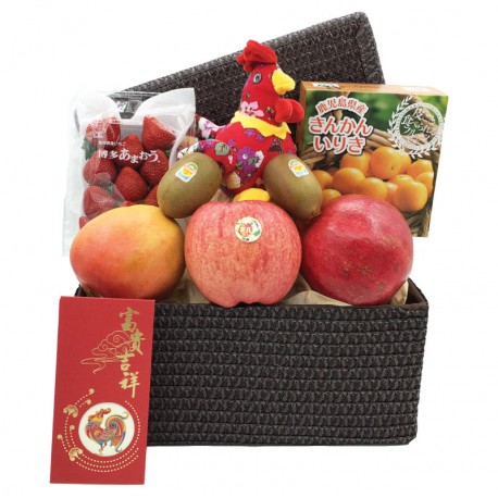 Rooster Of The Year Hamper