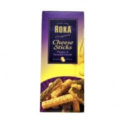 Roka Poppy & Sesame Seeds Cheese Sticks