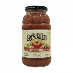 Francesco Rinaldi Hearty Super Mushroom Pasta Sauce