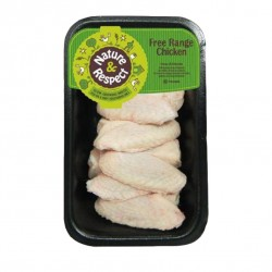 France  Non GMO Free Range  Chicken Wings