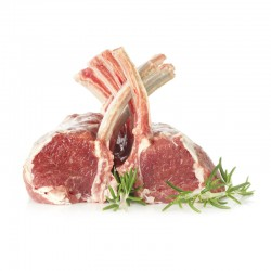 Frozen NZ Lamb Rack (French Cut) ( 4Pcs )