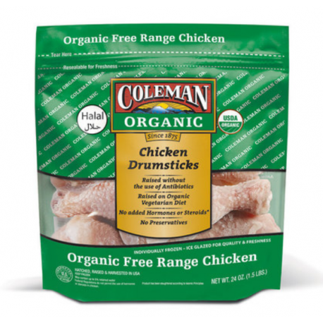 Coleman Organic IF Drumstick