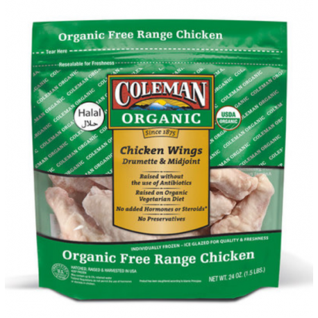 Coleman Organic IF Party Wing