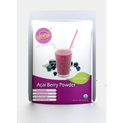 有機抗氧化巴西莓粉 (100克)