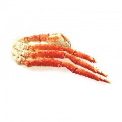 Japanese King Crab Legs (Cooked)