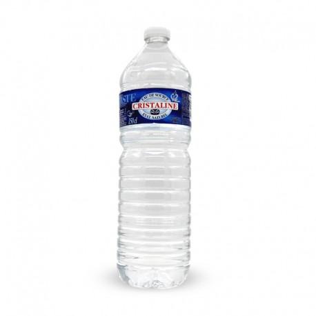 Cristaline Still Spring Water (1.5L x 6Bottles)