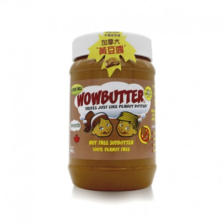 Wowbutter Soy Butter(Smooth) - By Non-GMO Canadian Soybean