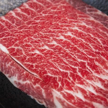 Frozen Australia Wagyu Beef Chuck Rib Sliced