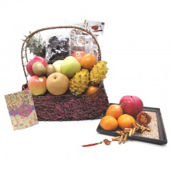 Premium Fruit Hamper