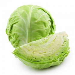 HK Organic Green Cabbage